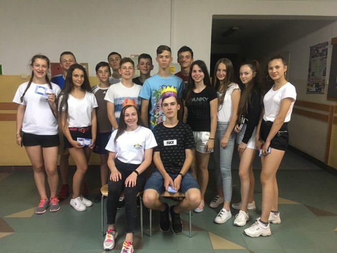 Другий мовний літній табір Атомів з 9 по 20 липня