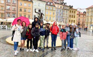 Навчання, подорожі, відпочинок у Європі